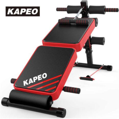 kapeo シットアップベンチ